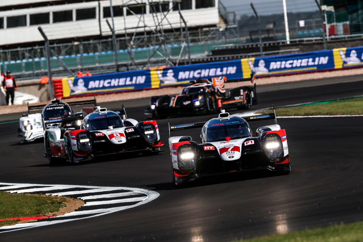 TS050 HYBRIDs claimed one-two finish at 4 hours of Silverstone, opening round of WEC 2019-2020 super season.