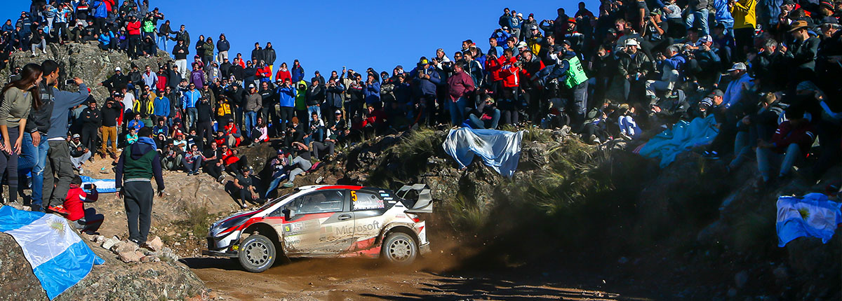 WRC Rd.5 Rally Argentina Summary Report