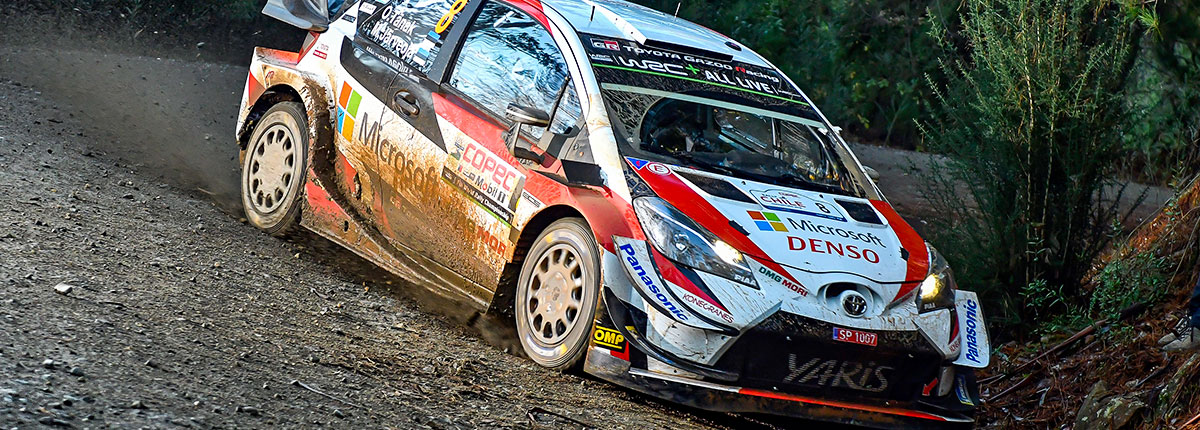 Rally de Portugal and Rally Italia Sardegna: Preview Toyota Yaris WRC tackles a tough gravel double
