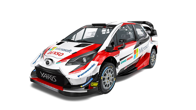 <dfn class='tgr_title'>TOYOTA GAZOO Racing</dfn> WORLD RALLY TEAM LAUNCHES 2019 CHALLENGE AT THE AUTOSPORT INTERNATIONAL SHOW