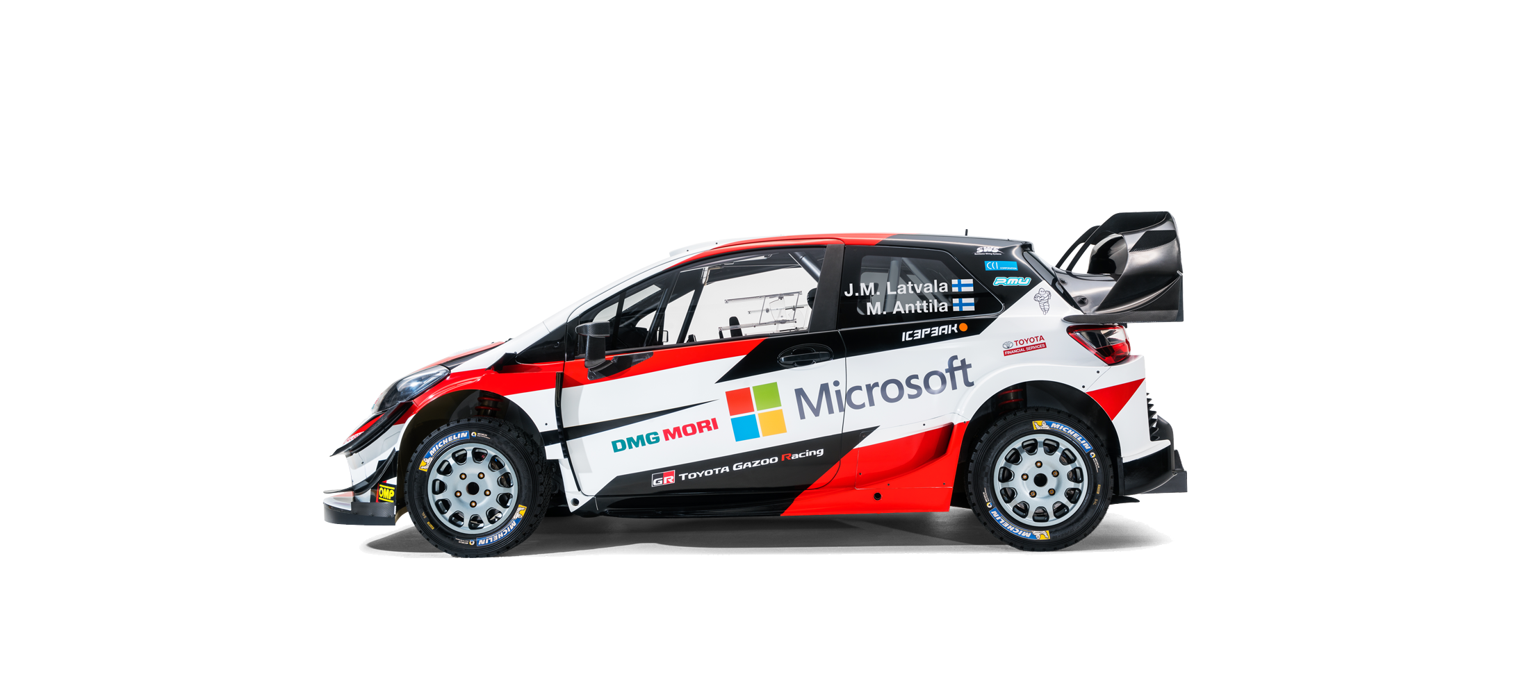 Yaris WRC Test Car image 02