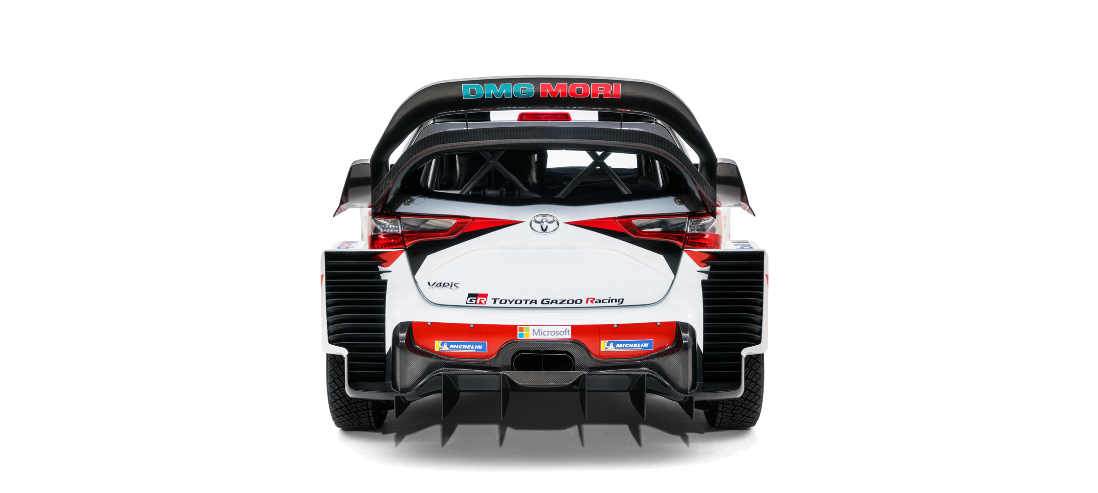 Yaris WRC Test Car image 04