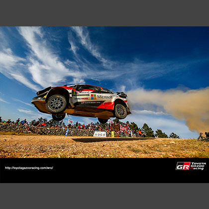 2019 WRC Round 8 Rally Italia Sardegna Wallpaper
