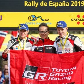 2019 WRC ROUND 13 RALLY DE ESPAÑA DAY3