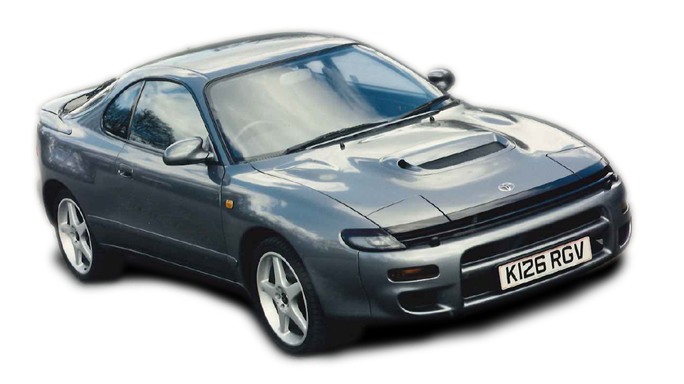 Limited edition Celica GT-Four RC