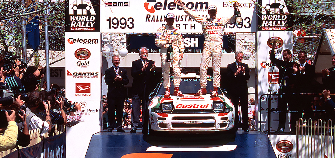 Group A Celica GT-Four ST185