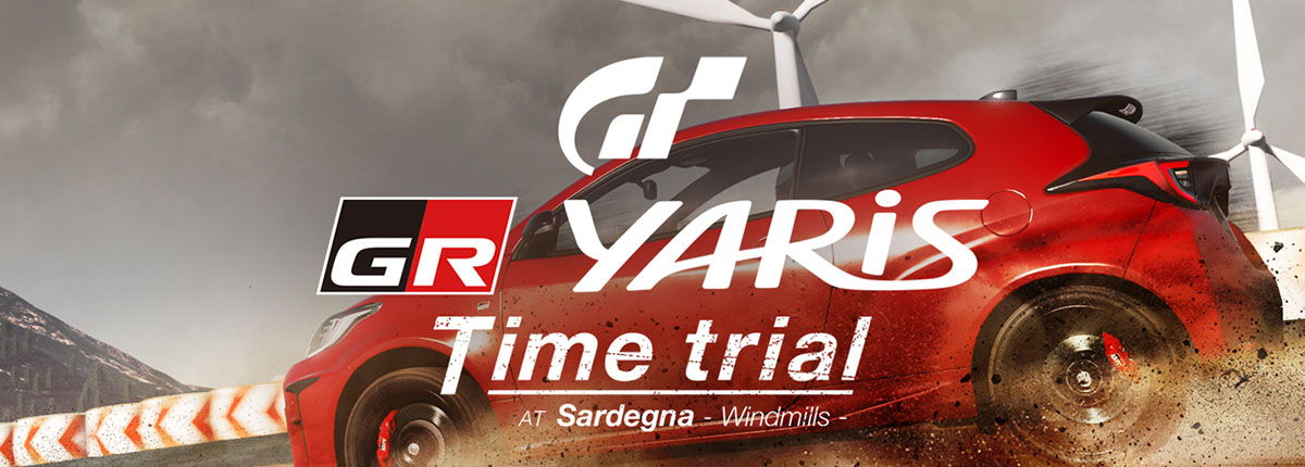 Thank you for all the entries to the GR Yaris Time Trial!