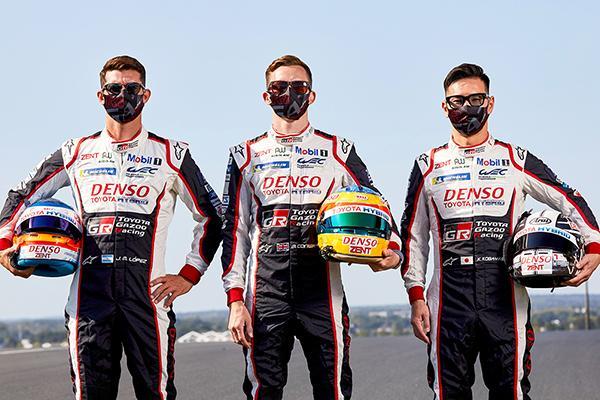 José María López, Mike Conway, Kamui Kobayashi