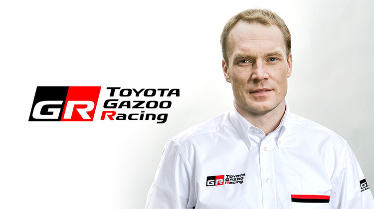 TOYOTA GAZOO Racing World Rally Team presents its line-up for 2021