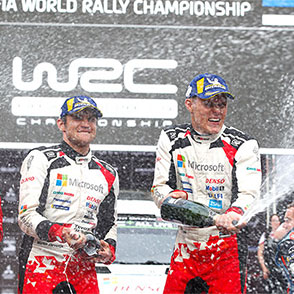 2019 WRC Round 6 Rally Chile Day3