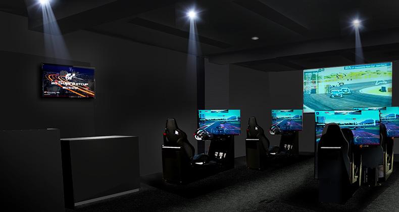 GAZOO Racing e-Motorsports Studioイメージ