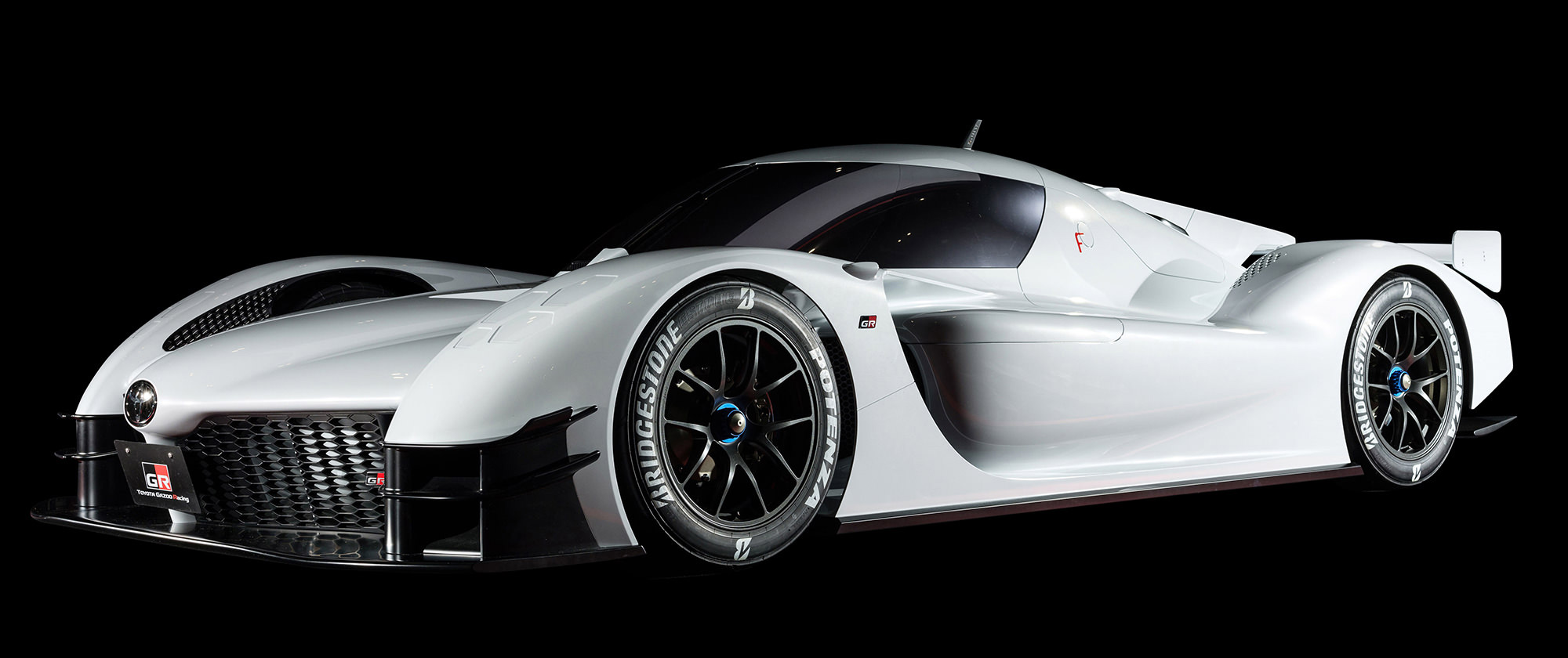 WEC technology for racing hearts.GR Super Sport. Developung now.