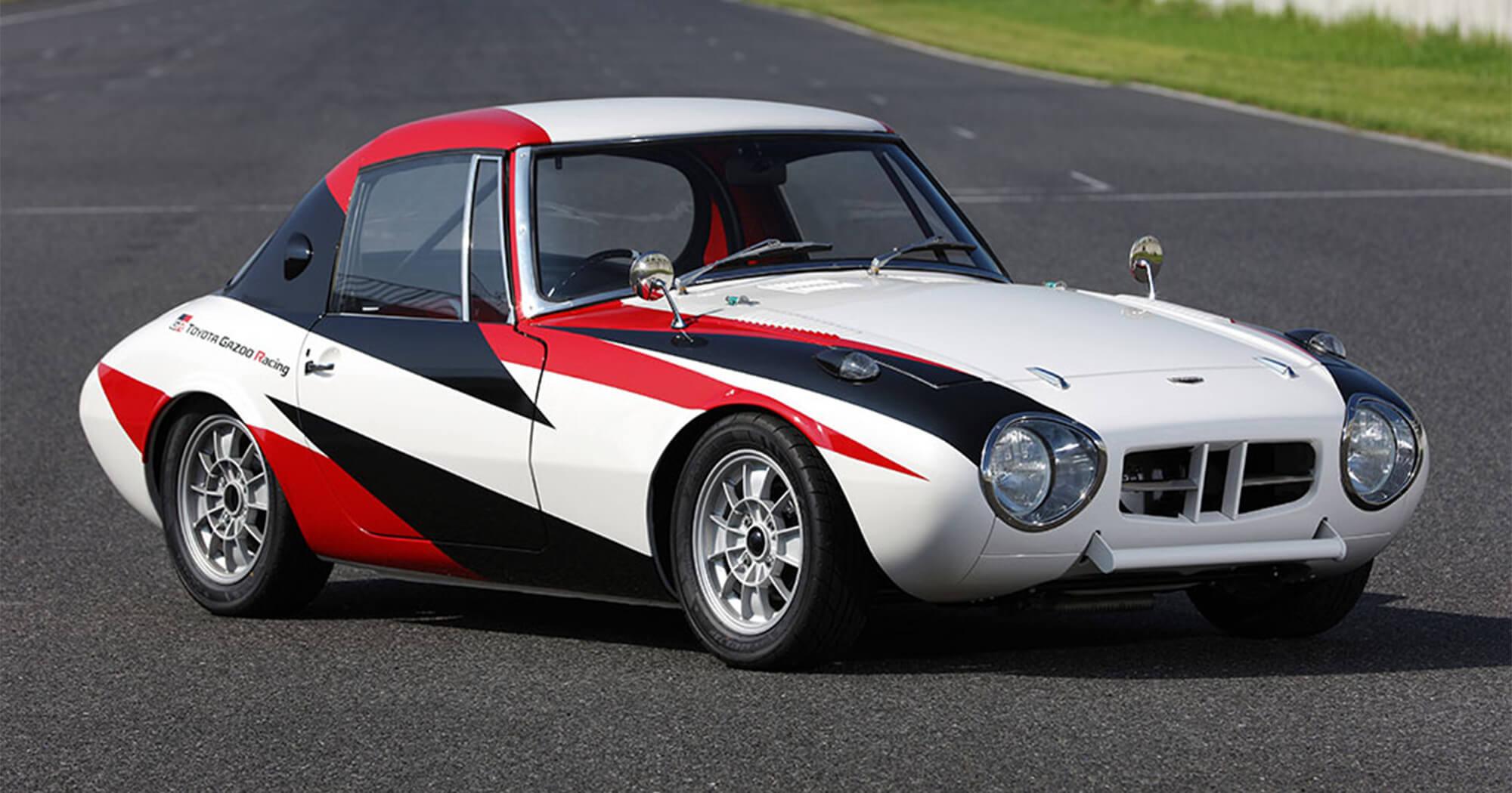 gr concept ヨタハチ レーシング 復活プロジェクト toyota gazoo racing