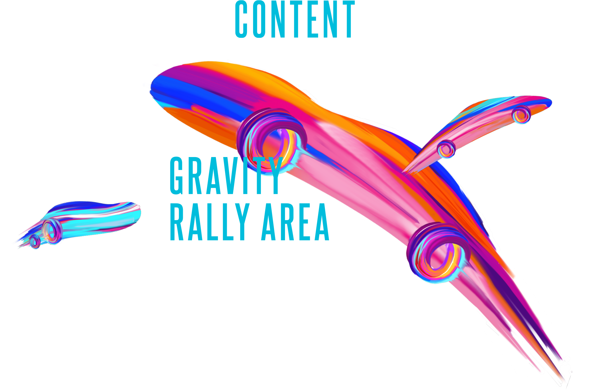 CONTENT GRAVITY RALLY AREA