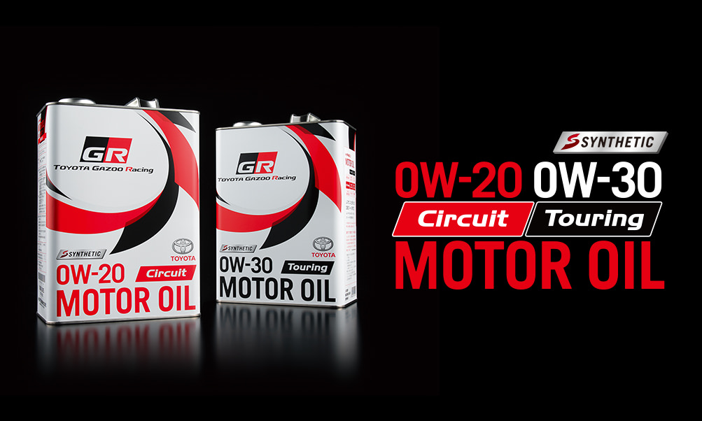 OW-20 OW-30 Circuit Touring MOTOR OIL