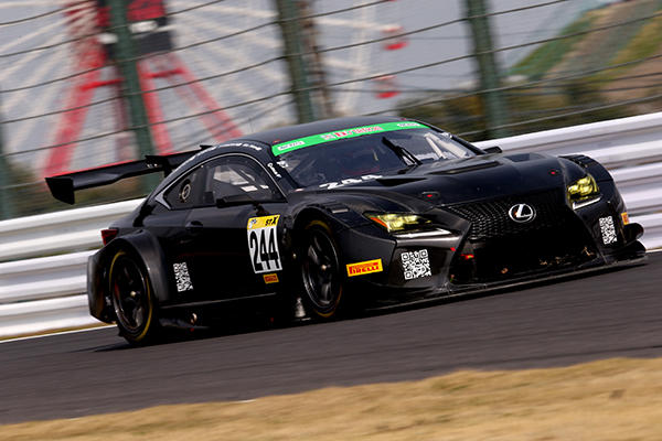 MAX Racing RC F 244号車
