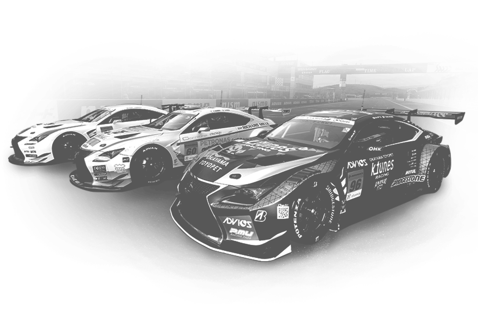 lexus customoer racing