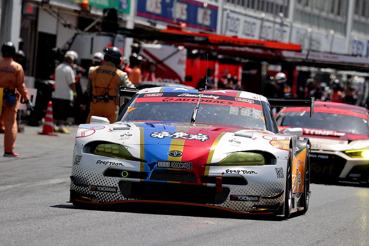 SUPER GT 2021年 第1戦(開幕戦)岡山 GT300 予選/決勝   GT300 予選/決勝   第1戦 ...