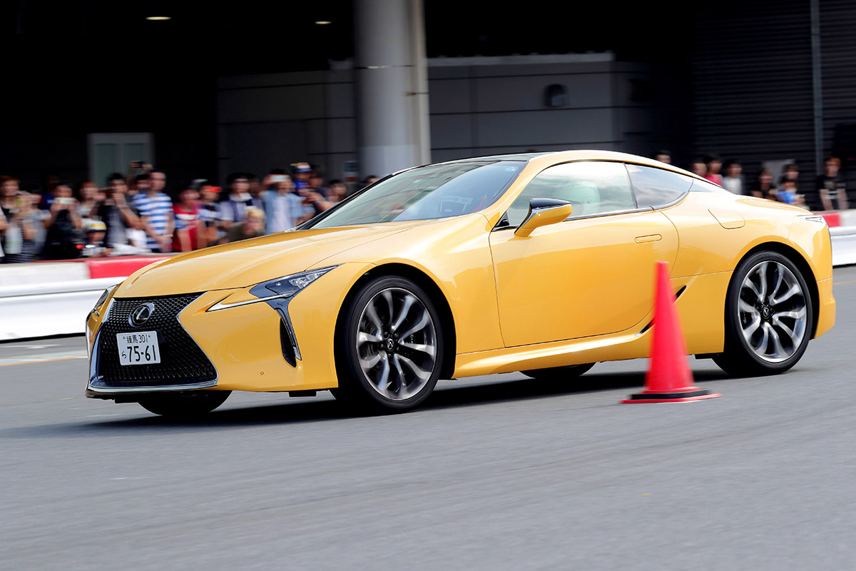 Lgda夏祭り 2018 フォトギャラリー 2018年 Super Gt Toyota Gazoo Racing