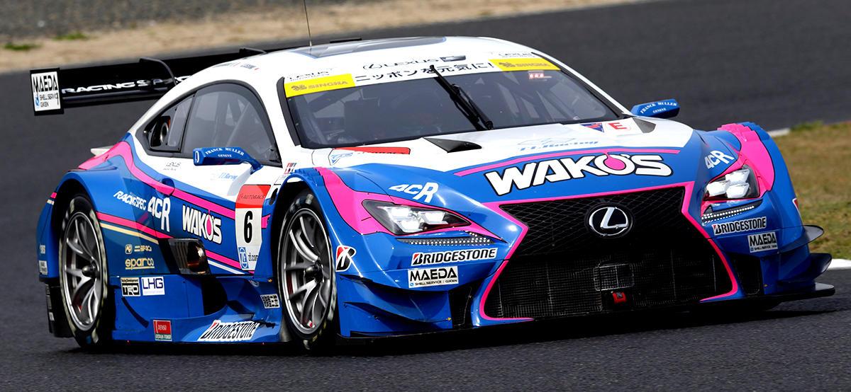 Lexus Team Lemans Wako S 2016 チーム Super Gt Toyota