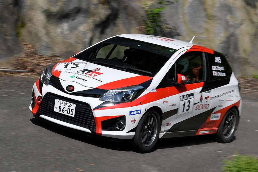 Tgrf2016 展示車両 2016 Toyota Gazoo Racing