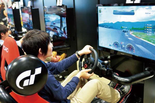 Toyota Gazoo Racing Park(tgrp) In トレッサ横浜 2017年 Toyota