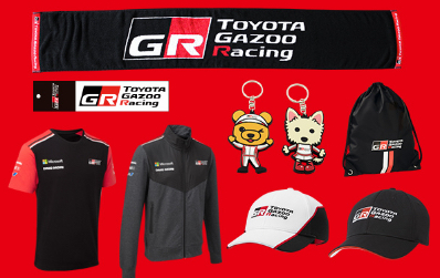 TOYOTA GAZOO Racing Collection