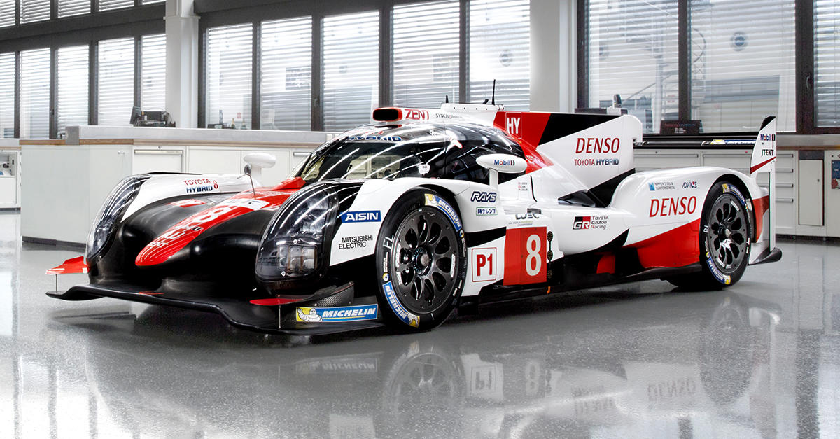 WEC Toyota LMP1 Discussion - Page 350 - TenTenths Motorsport