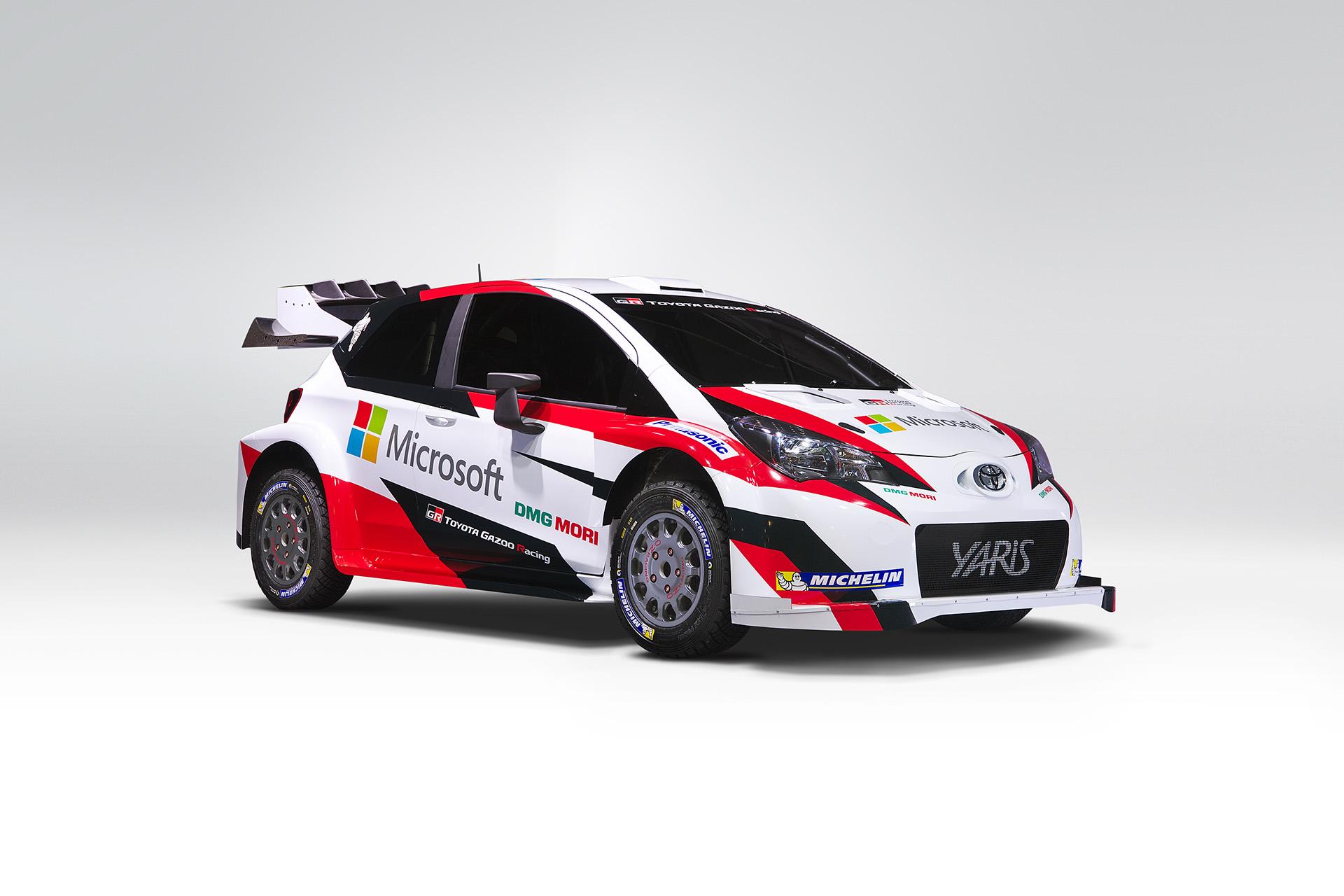 トヨタ自動車、マイクロソフトとFIA世界ラリー選手権(WRC)での協力 ...