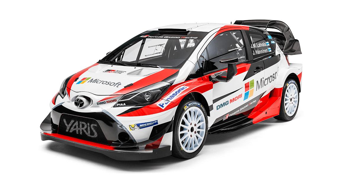 TOYOTA GAZOO Racing、WRC参戦体...