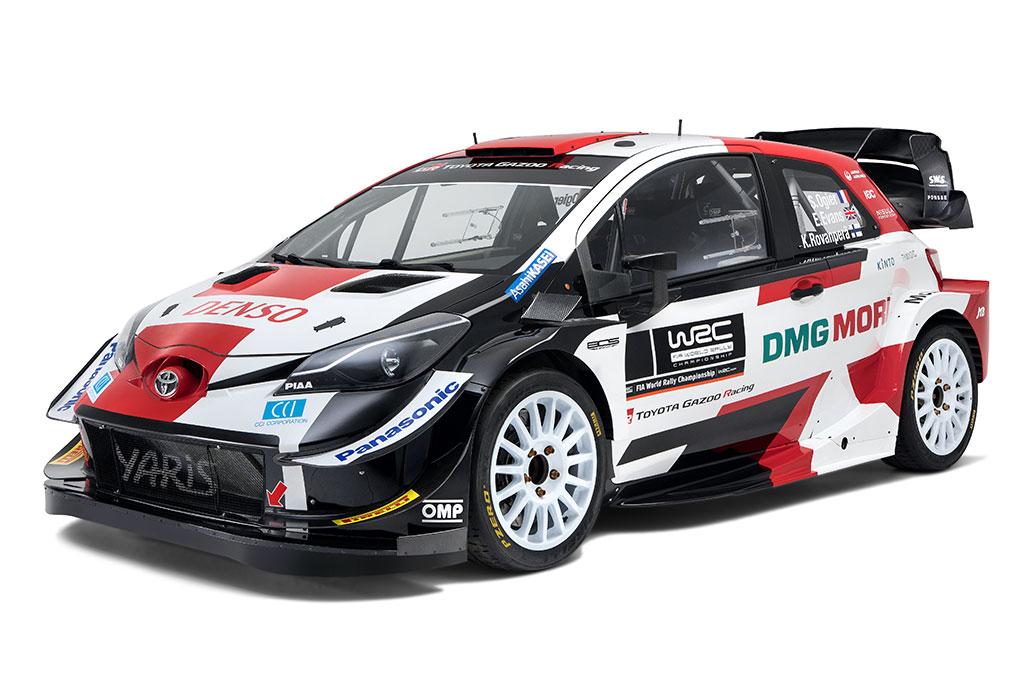 2021 Yaris WRC