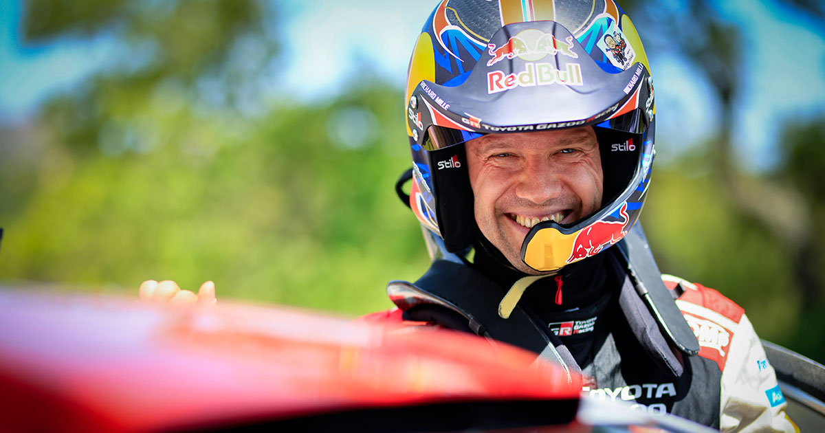 モータースポーツジャーナリスト古賀敬介のWRCな日々 灼熱の水無月、サルディニア戦、オジエは本来の速さを取り戻した